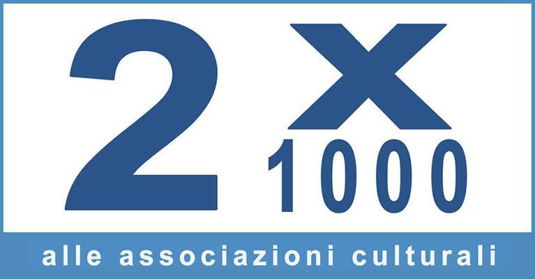 2x1000 Associazioni