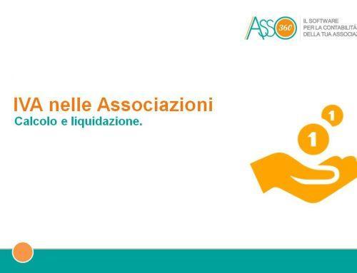 Liquidazione Iva Trimestrale nelle Associazioni: come compilare l'F24.
