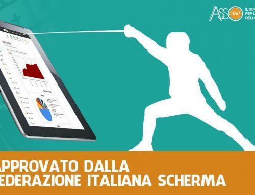Convenzione nazionale Asso360 e Federazione Italiana Scherma
