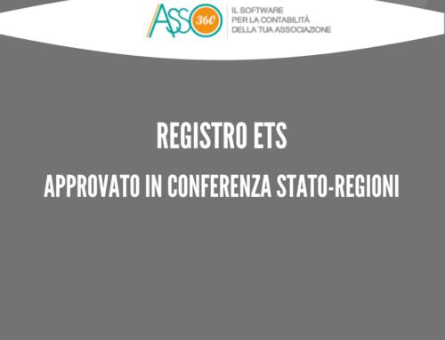 Terzo settore: Toma, sancita intesa Stato-Regioni su Registro unico nazionale