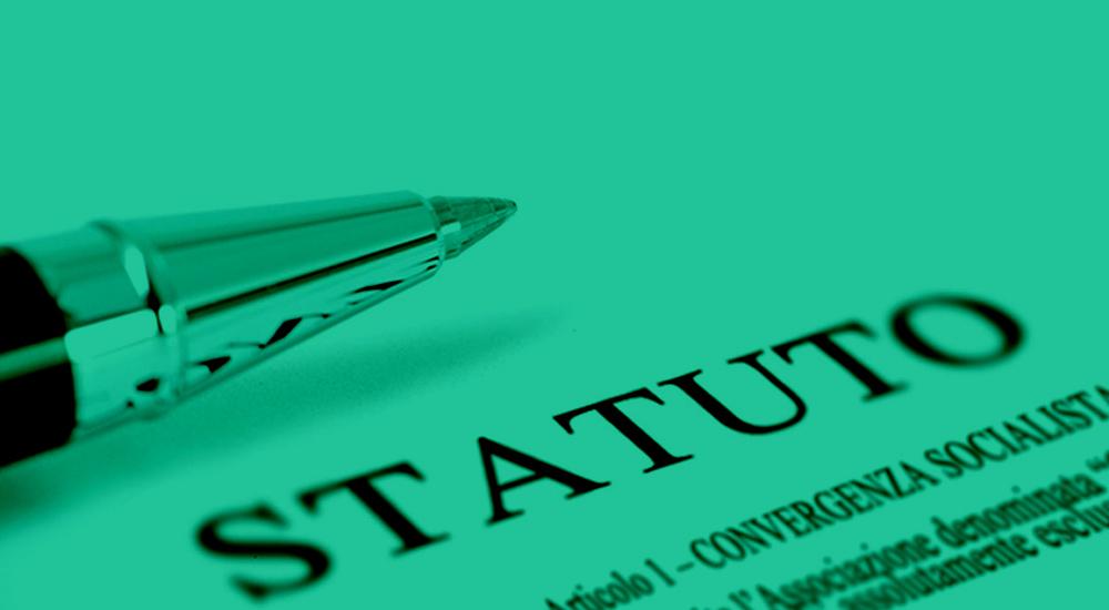 Come modificare lo statuto delle Associazioni